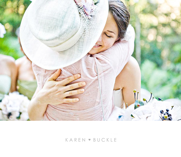 Karen buckle weddings