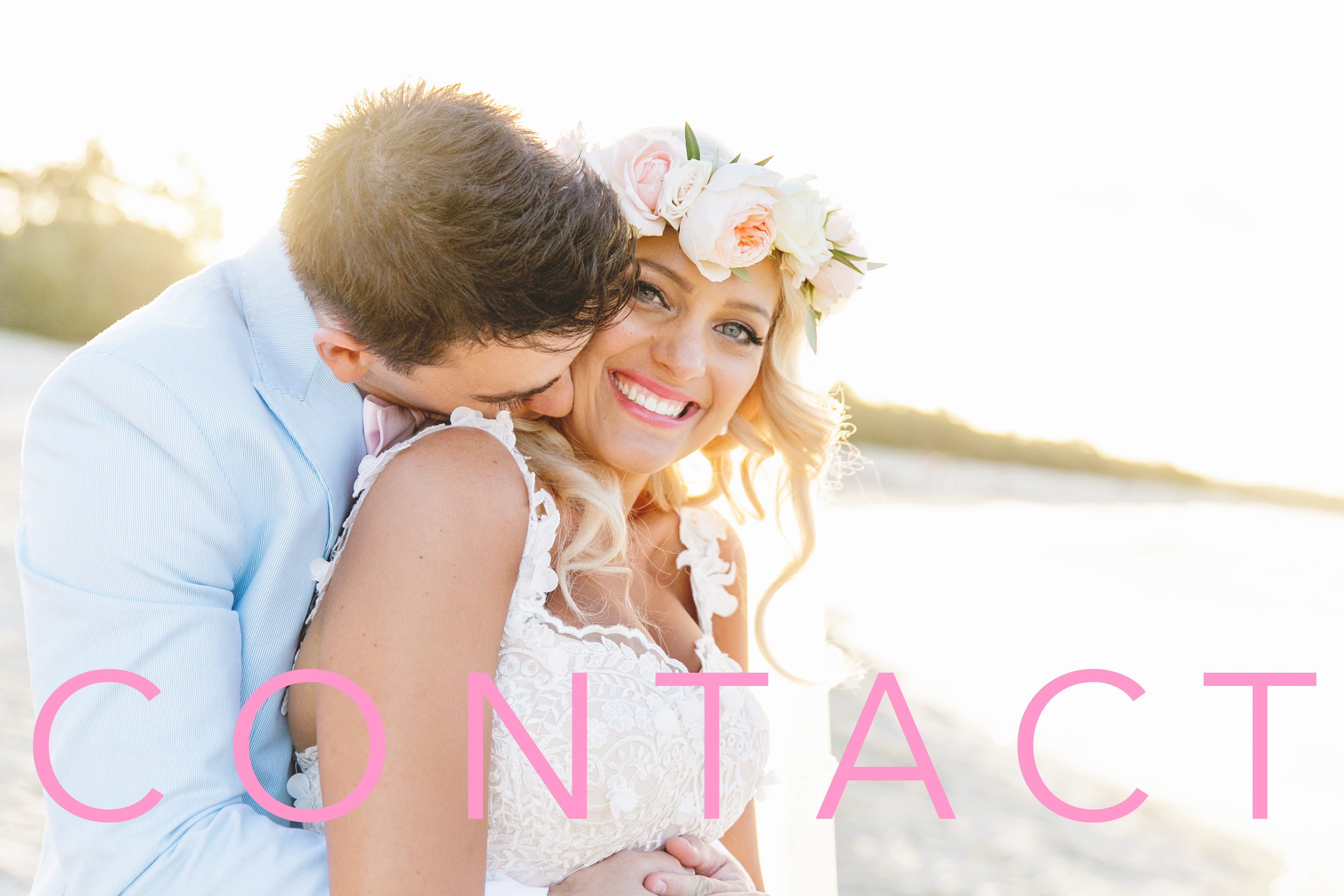 CONTACT NOOSA WEDDING PHOTOGRAPHER